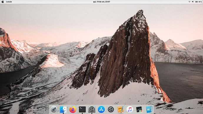 ZorinDesktop