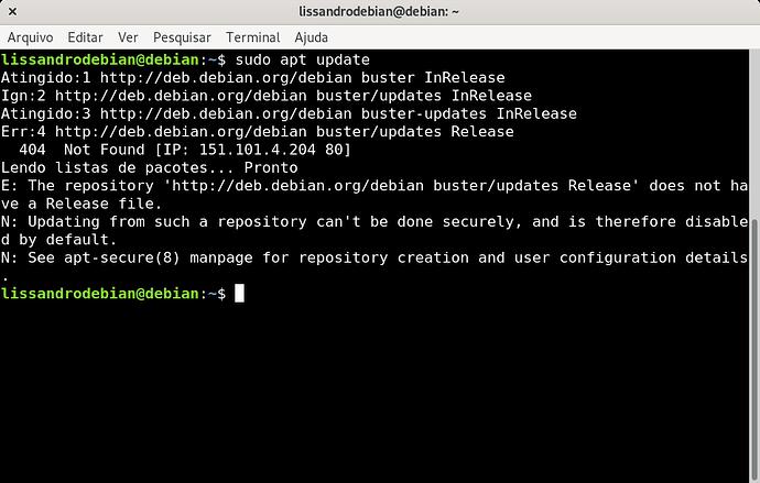 Erro-Debian-10
