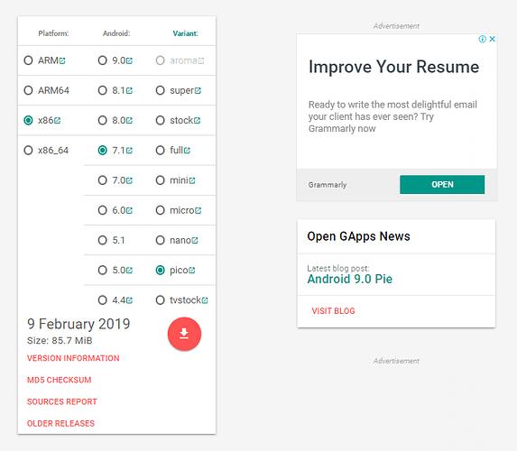 Gapps
