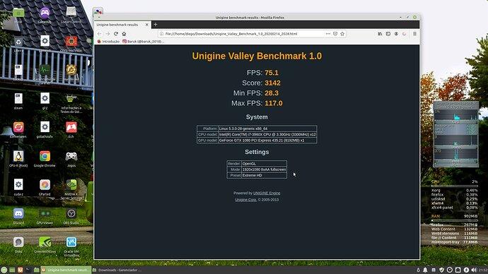 unigine valley