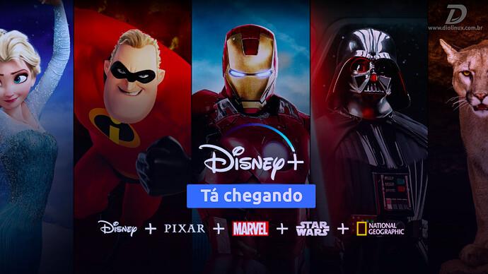 DisneyPlusChegandoNoBrasilPreco