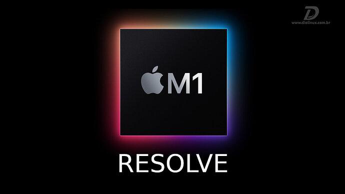 0041 - davinci resolve m1