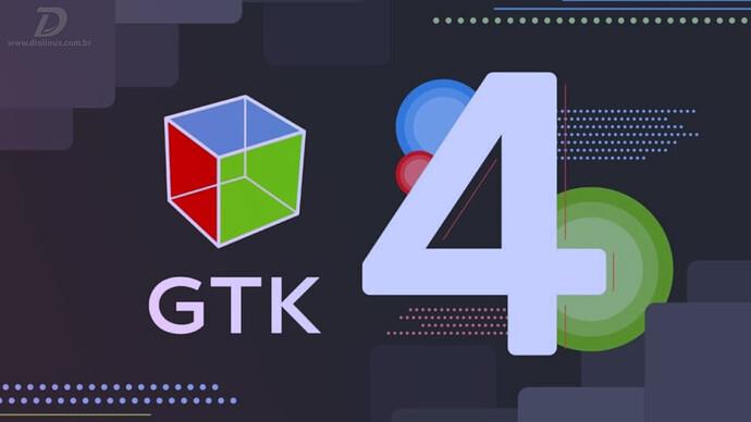 GTK4LancadoOFicialmente