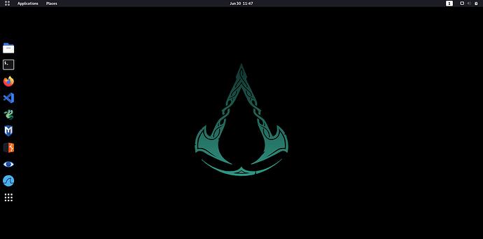 Kali Linux com GNOME