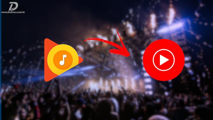 GoogleMusicPlayPraYouTubeMusic