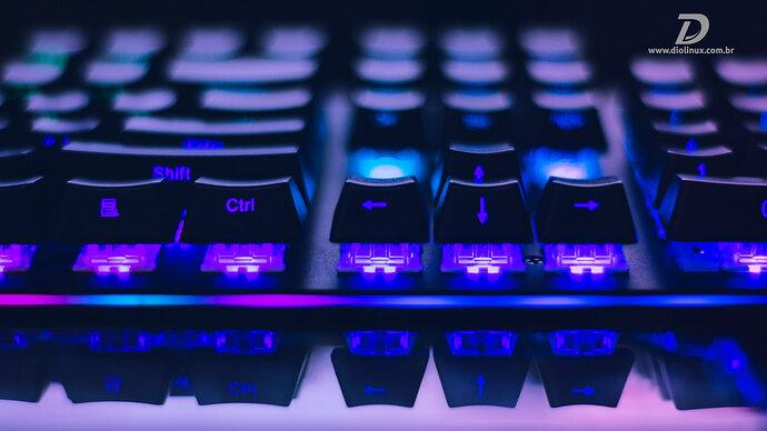 0025 - system76 teclado opensource