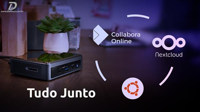 NextcloudUbuntuCollabora