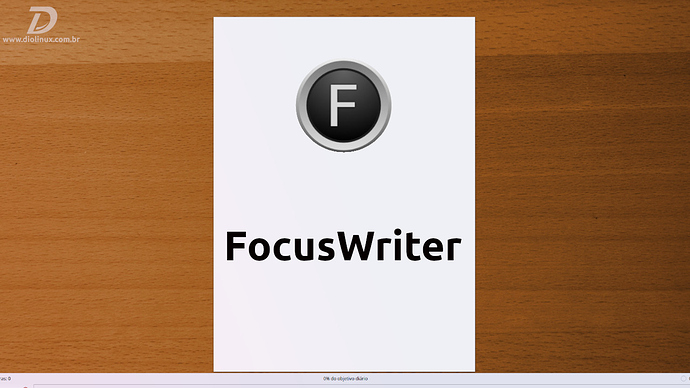 FocusWriterNoLinux