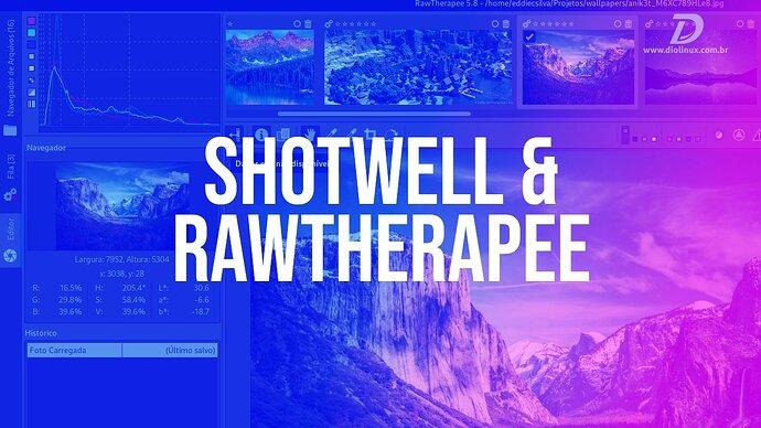 0078 - shotwell e rawtherapee