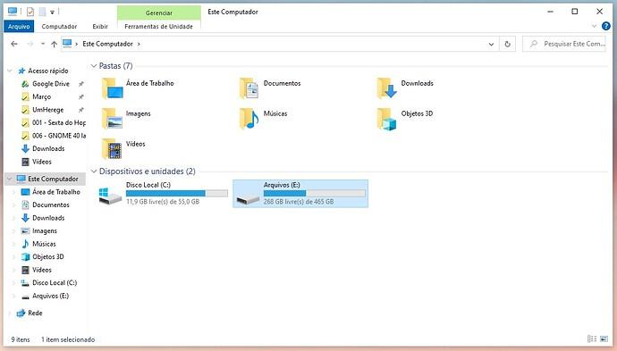 001 - Windows explorer