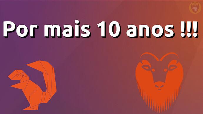 UbuntuSuporteEstendido10anos