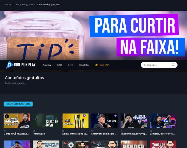 Screenshot_2020-07-18 Conteúdos gratuitos - Diolinux Play