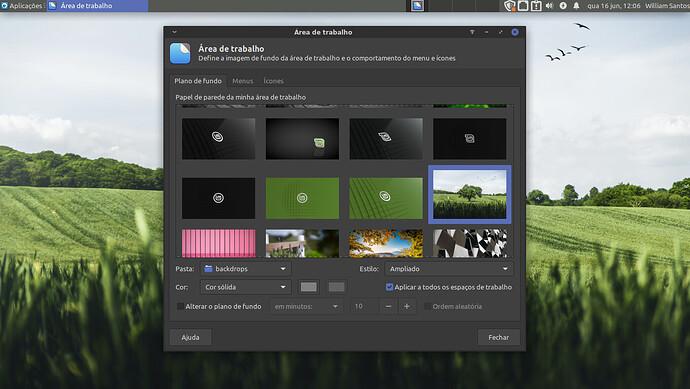 VirtualBox_Mint xfce_16_06_2021_12_06_15