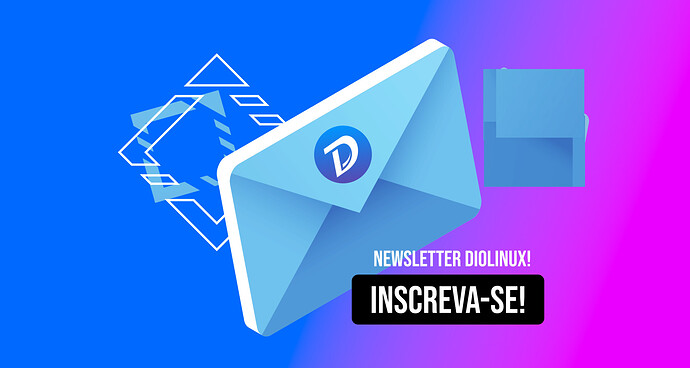 newsletter - diolinux