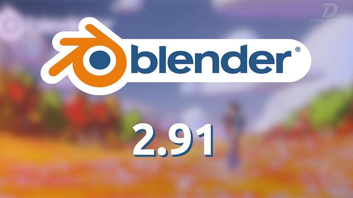 Blender291LancadoOficialmente
