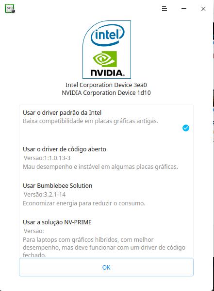 Deepin NVidia Driver 418 56 - Eu que fiz! - Diolinux Plus