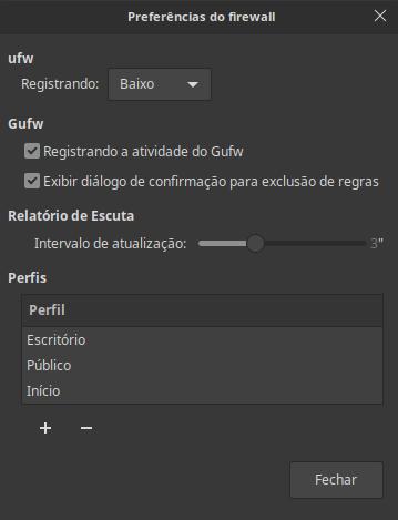 Como criar uma regra para o qBittorrent no Gufw Firewall? - Linux