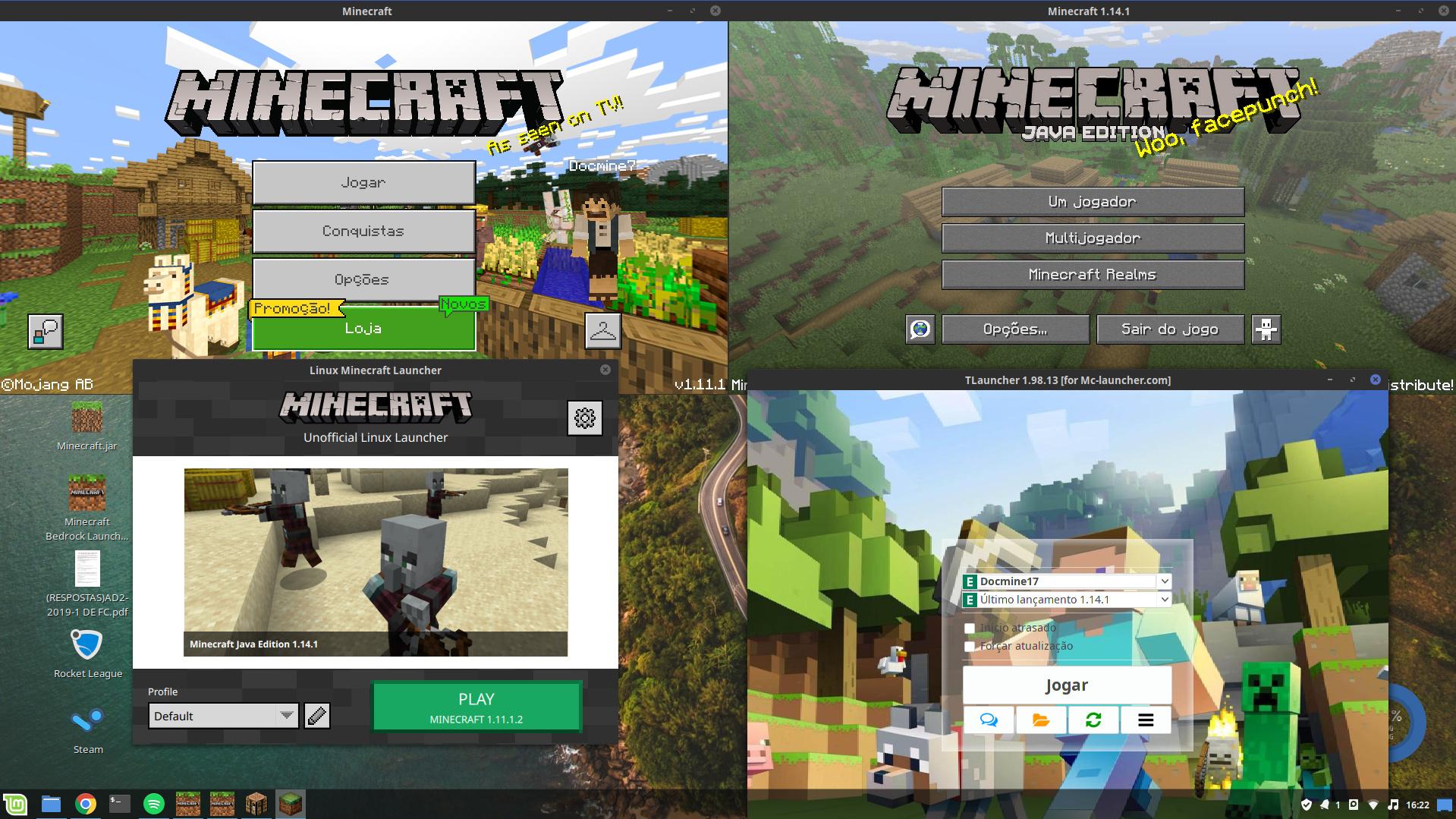 Minecraft Windows 8 Edition vs Minecraft Java Edition - games