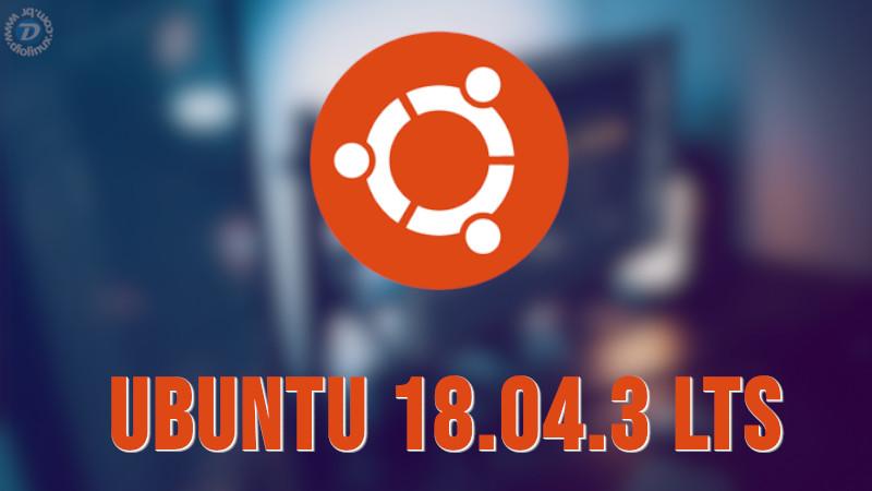 Ubuntu18043LTS