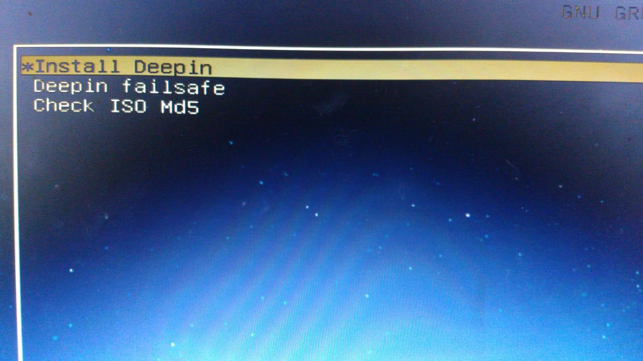 Recuperar GRUB EFI no Deepin - Linux - Diolinux Plus