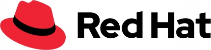 new-red-hat-logo-on-white-background