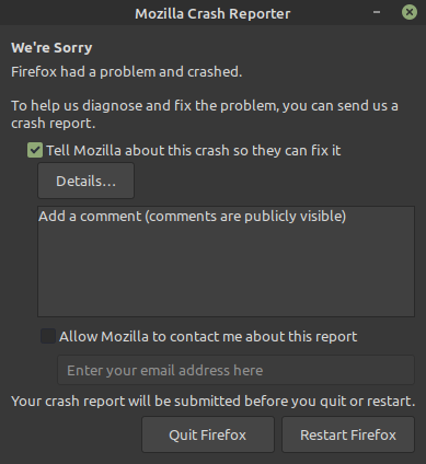 mozilla-crash-reporter