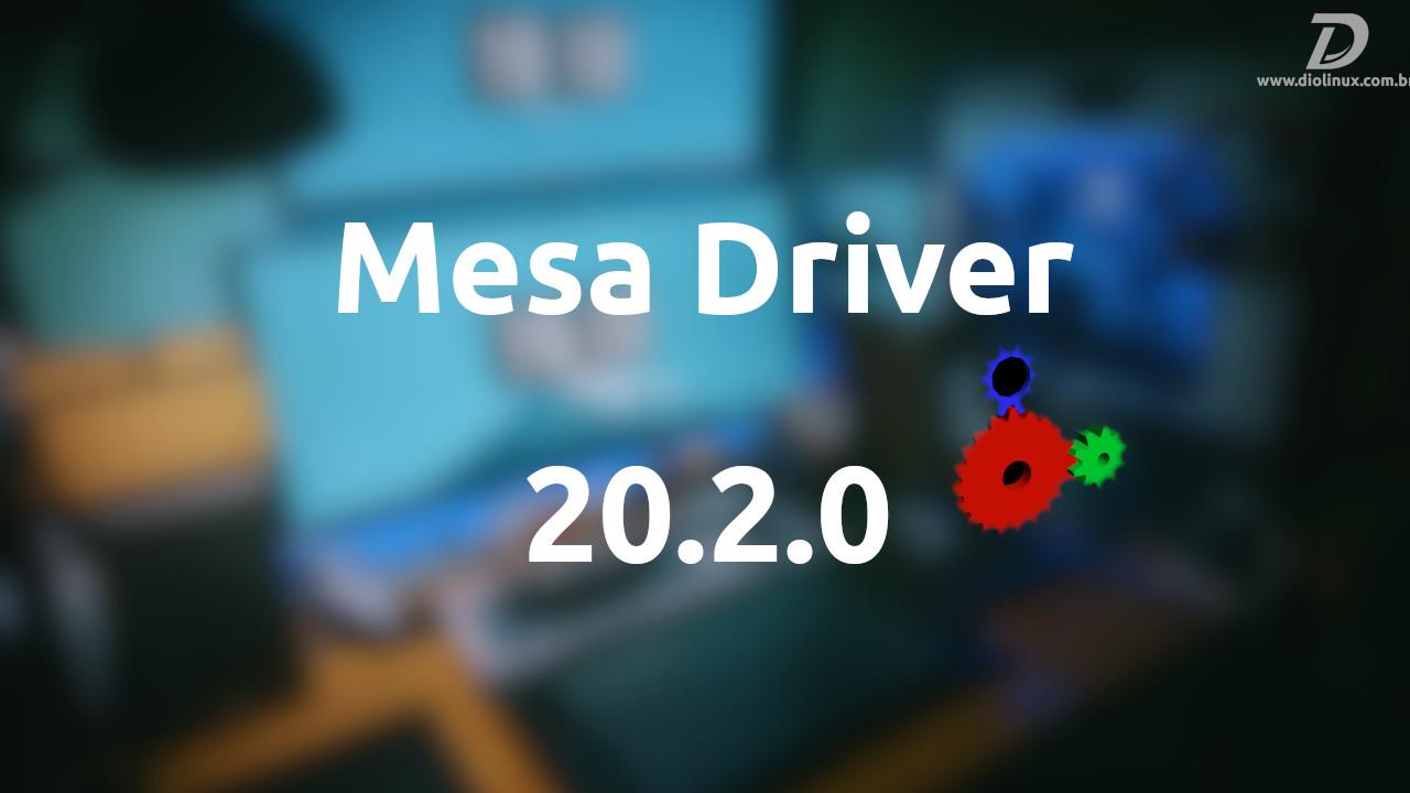 MesaDriver2020Lancado
