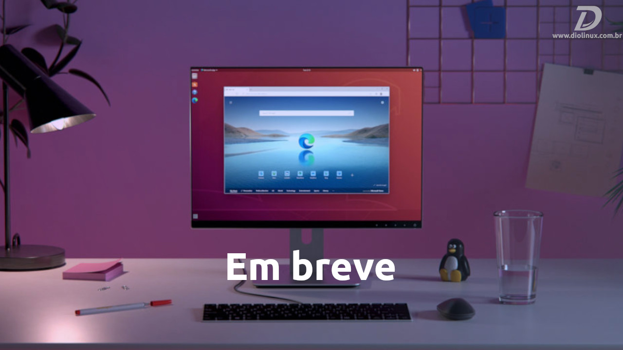 MicrosoftEdgeEmOutubroNoLinux